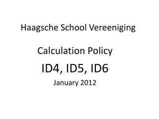 Haagsche School Vereeniging
