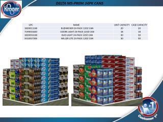 DELTA  MS-PREM 24PK  CANS