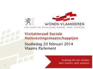 Visitatieraad Sociale Huisvestingsmaatschappijen