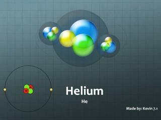 Helium He
