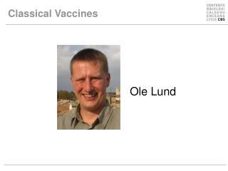 Classical Vaccines