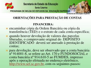 FINANCEIRA: