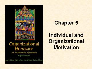 Chapter 5 Individual and Organizational Motivation