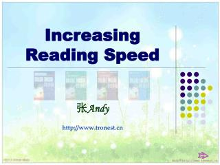 Increasing Reading Speed