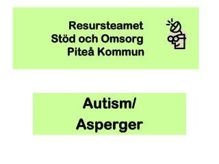 Resursteamet  Stöd och Omsorg  Piteå Kommun