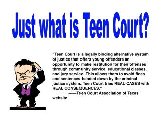 Just what is Teen Court?