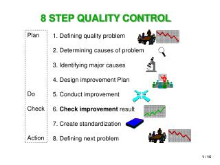 8 STEP QUALITY CONTROL