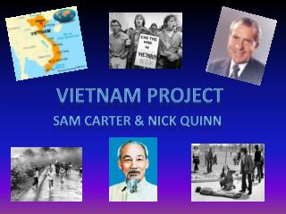 Sam Carter & Nick Quinn