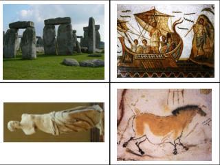 Stonehenge Ce monument a été  érigé  il y a  plusieurs milliers d ' années  !