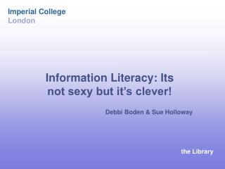 Debbi Boden & Sue Holloway