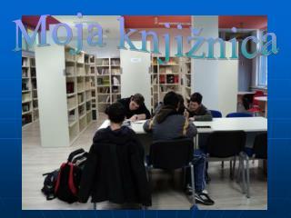 Moja knjižnica