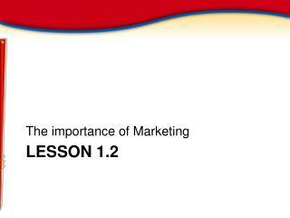 Lesson 1.2