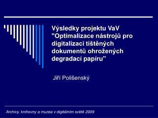 Jiří Polišenský