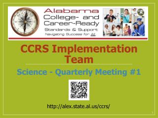 CCRS Implementation Team