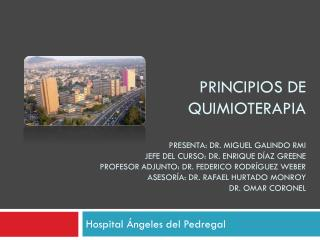 Hospital �ngeles del Pedregal