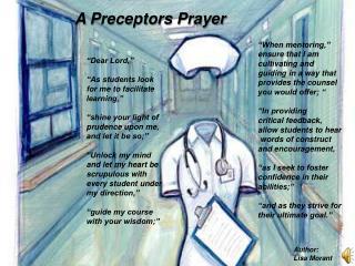 A  P receptors Prayer