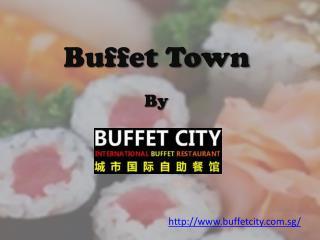 Buffet Town by Buffet City