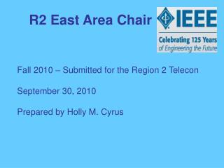 R2 East Area Chair