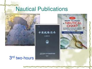 Nautical Publications