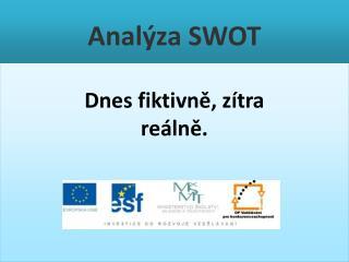 Analýza SWOT