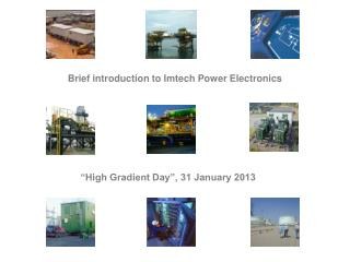 Brief introduction to Imtech Power Electronics