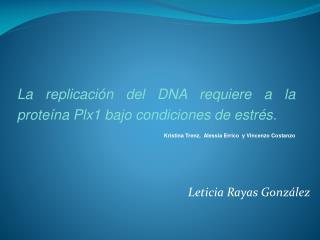 Leticia Rayas González