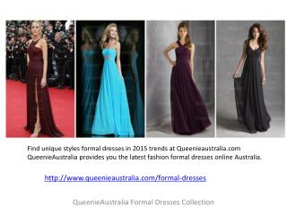 QueenieAustralia Formal Dresses Online