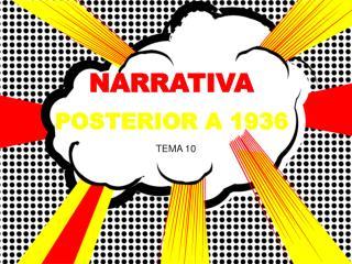 POSTERIOR A 1936