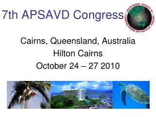 7th APSAVD Congress