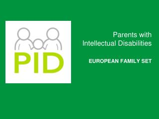 Parents with  Intellectual Disabilities