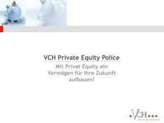Mit Privat Equity ein Verm gen f r Ihre Zukunft aufbauen