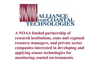 A NOAA funded partnership of
