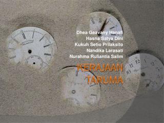 Kerajaan  Taruma