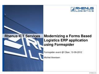 Rhenus ICT Services
