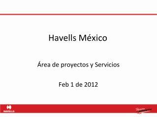 Havells México