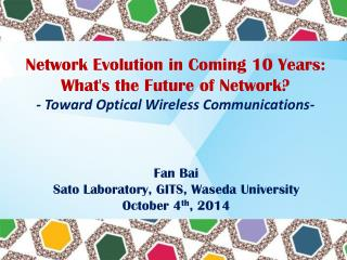 Network Evolution in Coming 10 Years: What's the Future of Network?