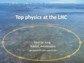 Top physics at the LHC