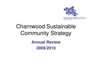 Charnwood Sustainable Community Strategy