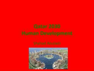Qatar 2030 Human Development