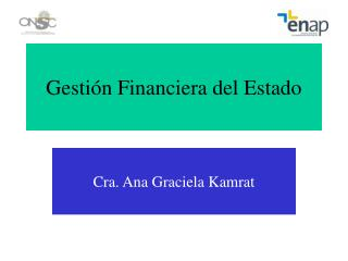 Gesti n Financiera del Estado