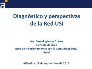 Diagnóstico de la Red USI (1)