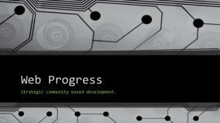 Web Progress