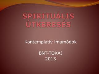 SPIRITU�LIS �TKERES�S