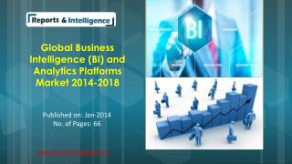 R&I: Business Intelligence (BI) and Analytics Platforms Mark