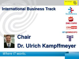 International Business Track