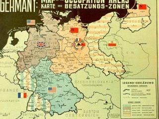 1949  Gründung zweier deutscher Staaten