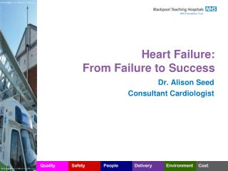 Heart Failure:  From Failure to Success