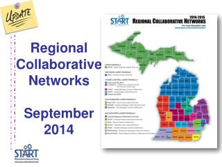 Regional Collaborative Networks September 2014