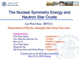 The Nuclear Symmetry Energy and Neutron Star Crusts