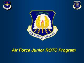 Air Force Junior ROTC Program